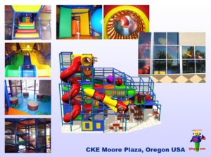 Restaurant Installations - Indoor Playground Equipment - CKE-Moore-Plaza-OR