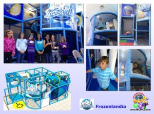 Restaurant Installations - Indoor Playground Equipment - Frozenlandia