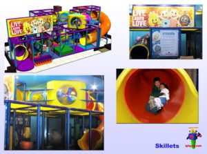 Restaurant Installations - Indoor Playground Equipment - Skillets-2