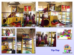 Restaurant Installations - Indoor Playground Equipment - Tip-Top-Restaurant