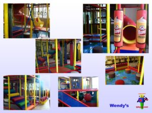 Restaurant Installations - Indoor Playground Equipment - Wendys-Costa-Rica