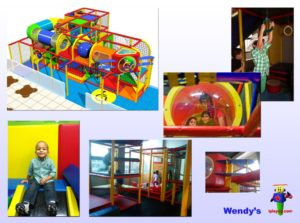 Restaurant Installations - Indoor Playground Equipment - Wendys-Nunez-de-Caceerej-