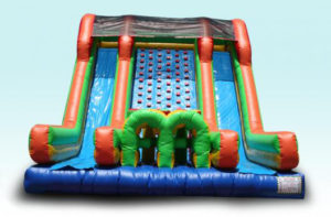 S152, Inflatable, Slide, Bounce House