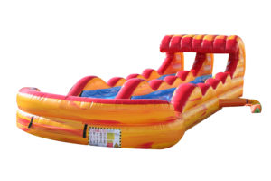SS168, Inflatable, Slide, Bounce House