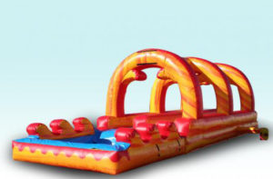 SS172, Inflatable, Slide, Bounce House