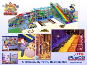 Shopping Center and Retail Installations - Al-Othaim-My-Town-Rabwah-Mall