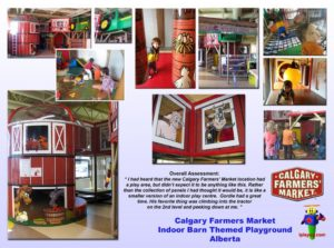 Shopping Center and Retail Installations - Calgary Farmers Market Calgary