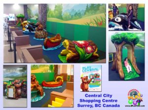 Shopping Center and Retail Installations - Central-City-Shopping-Centre-BC-Canada