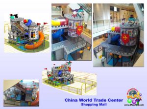 Shopping Center and Retail Installations - China-World-Trade-Center-Shopping-Mall
