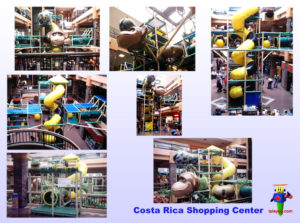 Shopping Center and Retail Installations - Costa Rica Shopping Center