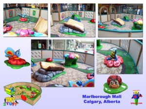 Shopping Center and Retail Installations - Marlborough Mall - Calgary AB GD updated Jan 2013