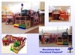 Shopping Center and Retail Installations - Marshfield Mall