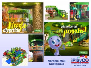 Shopping Center and Retail Installations - Naranjo-Mall-Guatemala