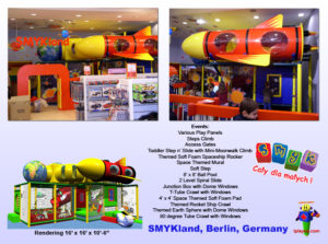 Shopping Center and Retail Installations - SMYKl and install