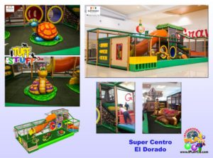 Shopping Center and Retail Installations - Super Centro El Dorado shopping center