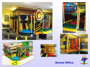 Specialty Installation - Indoor Playround Equipment - Dentist-Office-Clubhouse