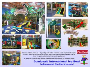 Specialty Installation - Indoor Playround Equipment - Dundonald-Ice-Bowl-Indiana-Land-Ireland