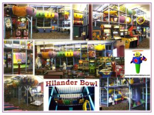 Specialty Installation - Indoor Playround Equipment - Hilander-Bowling-Center