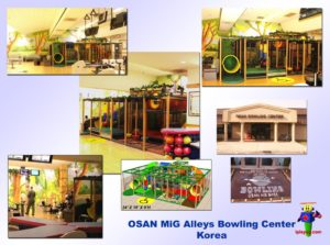 Specialty Installation - Indoor Playround Equipment - OSAN-MiG-Alleys-Bowling-Center-Korea-a