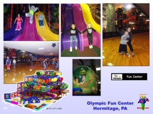 Specialty Installation - Indoor Playround Equipment - Olympic-Fun-Skate-Center