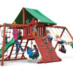 Sun Valley II Swing Set