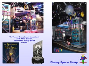 Theme Parks - Hotel Resort - Installations - Disney-Space-Camp-