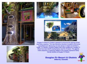 Theme Parks - Hotel Resort - Installations - Douglas-Fir-Resort