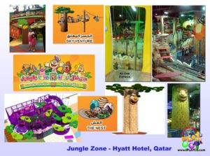 Theme-Parks-Hotel-Resort-Installations-Jungle-Zone-Hyatt-Qatar