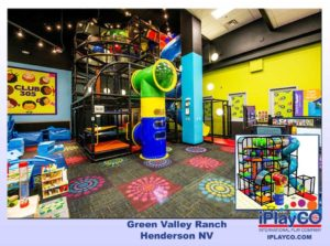 Theme Parks - Hotel Resort - Installations - Kids-Quest-Green-Valley-Ranch-Henderson-NV