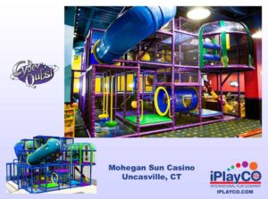 Theme Parks - Hotel Resort - Installations - Kids-Quest---Mohegan-Sun-Casino-Uncasville-CT