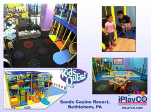 Theme Parks - Hotel Resort - Installations - Kids-Quest---Sands-Casino-Resort-Bethlehem-PA