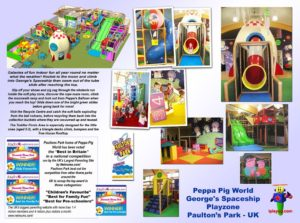 Theme Parks - Hotel Resort - Installations - Peppa-Pig--Paultons-Park-UK