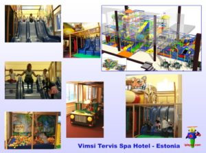 Theme Parks - Hotel Resort - Installations - Vimsi-Tervis-Spa-Hotel--Estonia