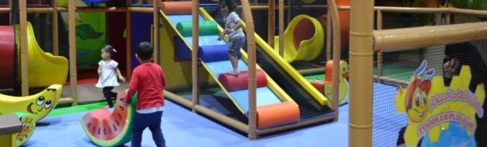 Toddler Play, Indoor play equipment, soft play