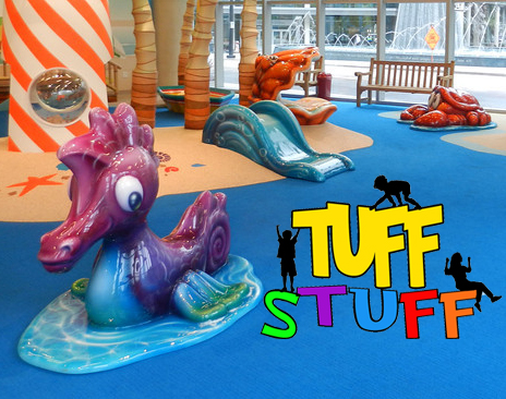 Tuff Stuff Soft Sculpted Foam Play Areas, Indoor Play equipment