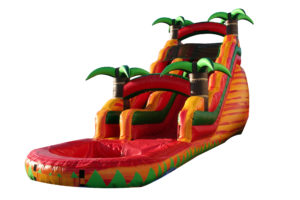 Inflatables Combo WS 355 Water Slide Inflatables