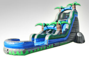 Inflatables Combo WS 1045 Cascade Crush, Water Slide