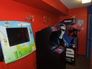 Video Games, Indoor play equipment