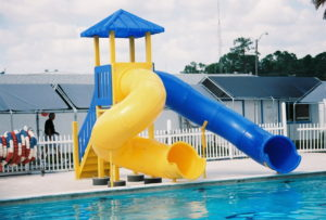 model 2100 New (2) Northport, Water Slide, Slide
