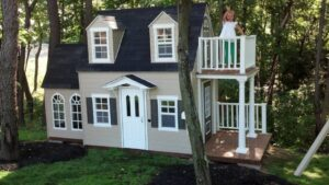Backyard Playhouse (Seven Fields, PA)