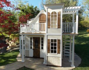 Backyard Playhouse (Woodland Hills, CA)