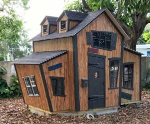 Custom Playhouse (Boyton Beach, FL)