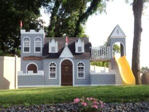 Castle Play House (Scottdale, PA) Playhouse