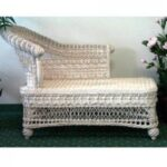 charming chaise lounge for playhouse