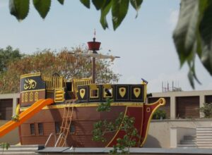 Custom Pirate Playhouse (Lahore, Pakistan)