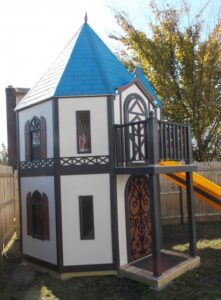 Custom Playhouse (Virginia Beach, VA)