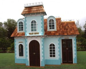 Custom Playhouse (San Fransico, CA)