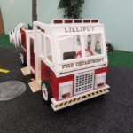 Tiny Transport Firetruck front 1