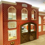 Good Fire Station playhouse