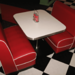 Main Street Diner Booth (OPTIONAL)